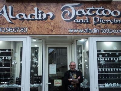 Aladin tattoo and percing for Aladin tattoo salon