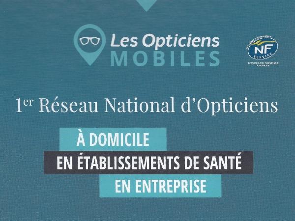 Laurent noguera les opticiens mobiles - Opticien salon de provence ...